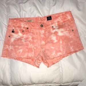 NWOT AG The Daisy Jean Shorts